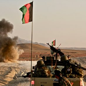 Afghan-Army-personnel