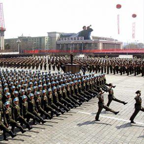 north-korean-infantry-parade-